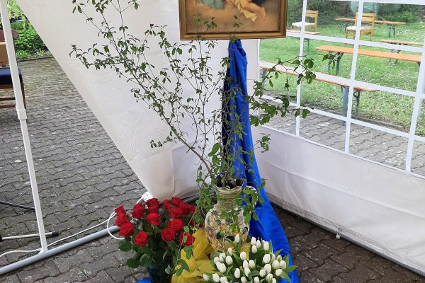Internationale Marienfeier an der Schönstatt-Kapelle